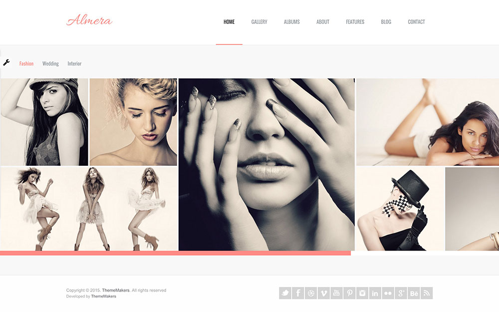 25+ Best Photography Wordpress Themes of 2018