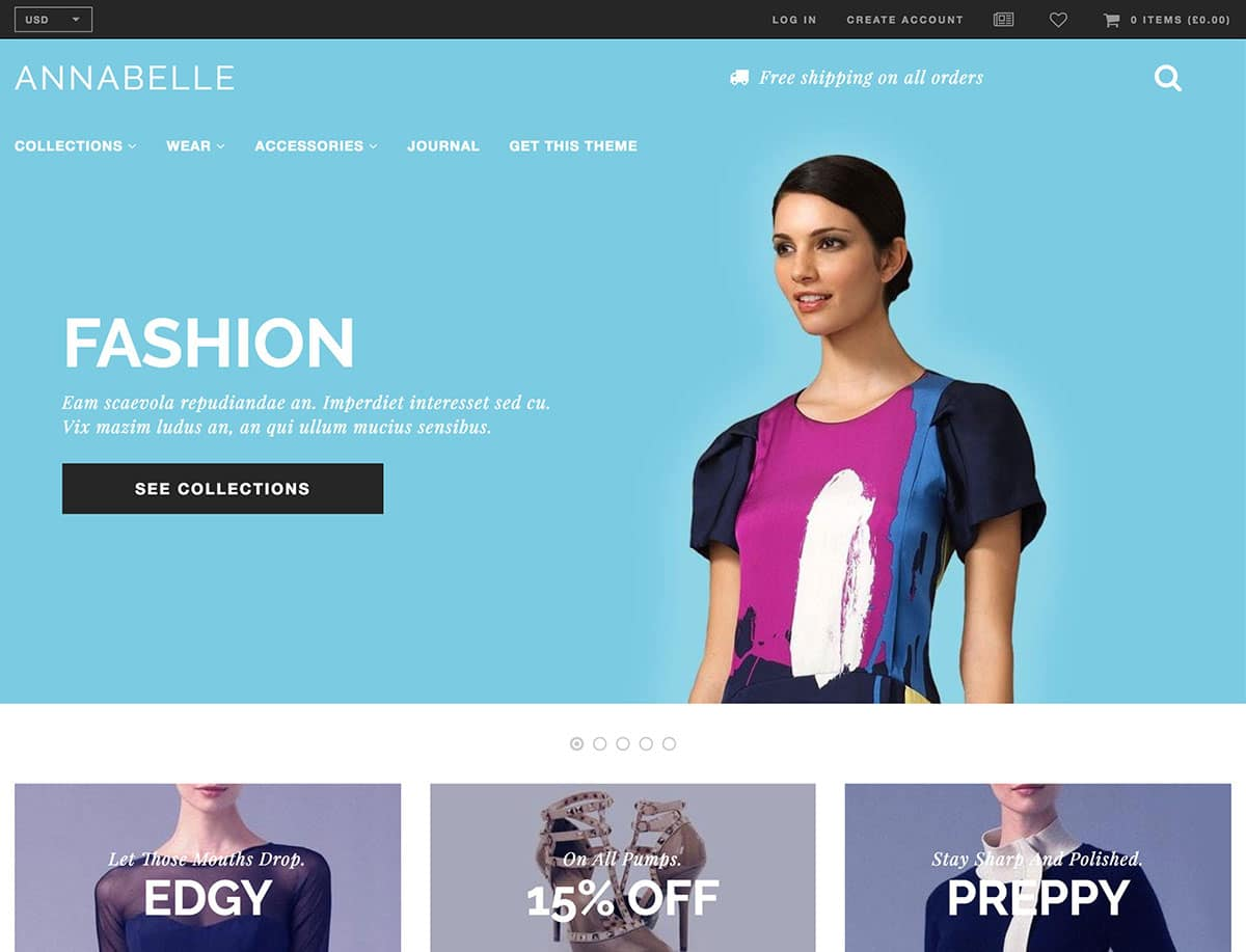 Top 10 best free shopify themes 2018 themelibs for Free shopify themes download