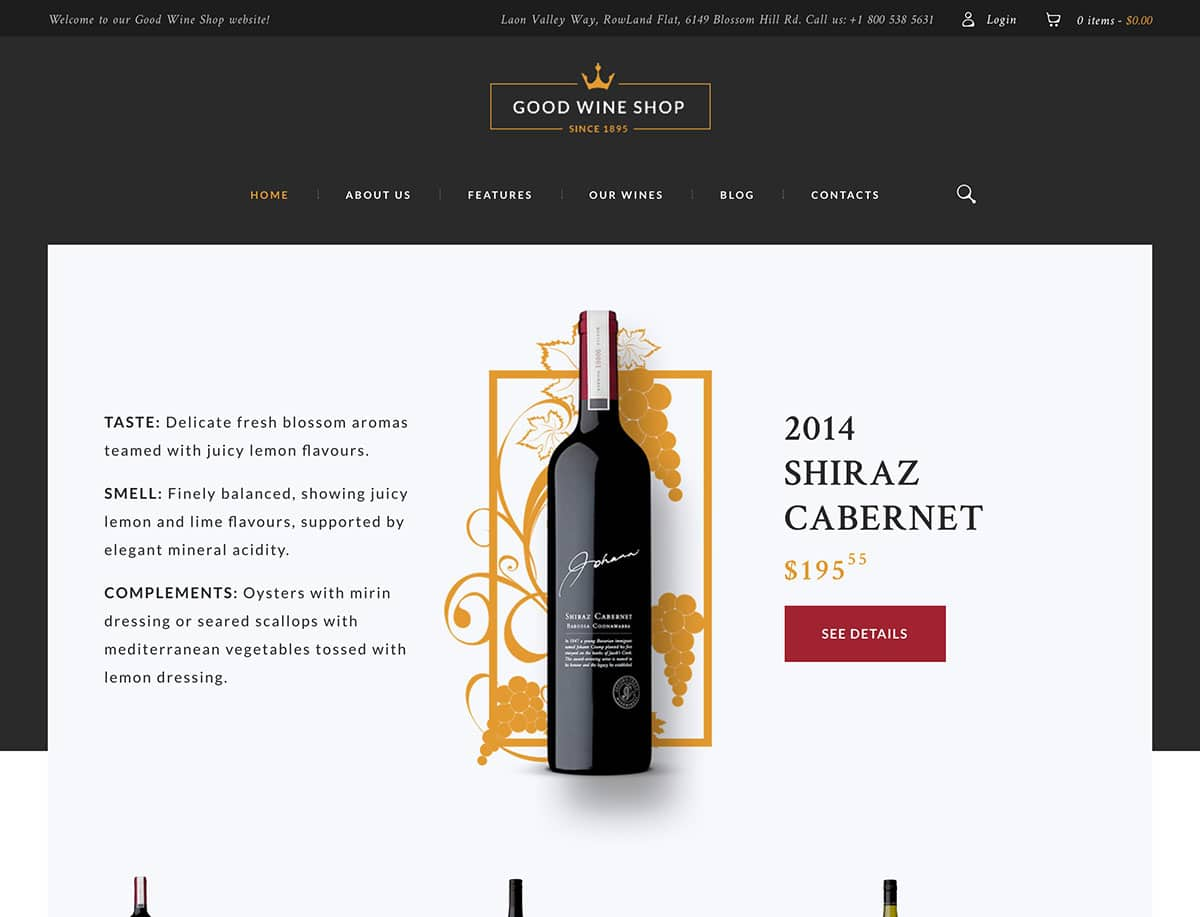 Winemaking: a selection of sites