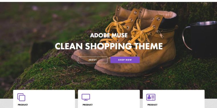 11 Free Adobe Muse Templates Themes 2018 Themelibs