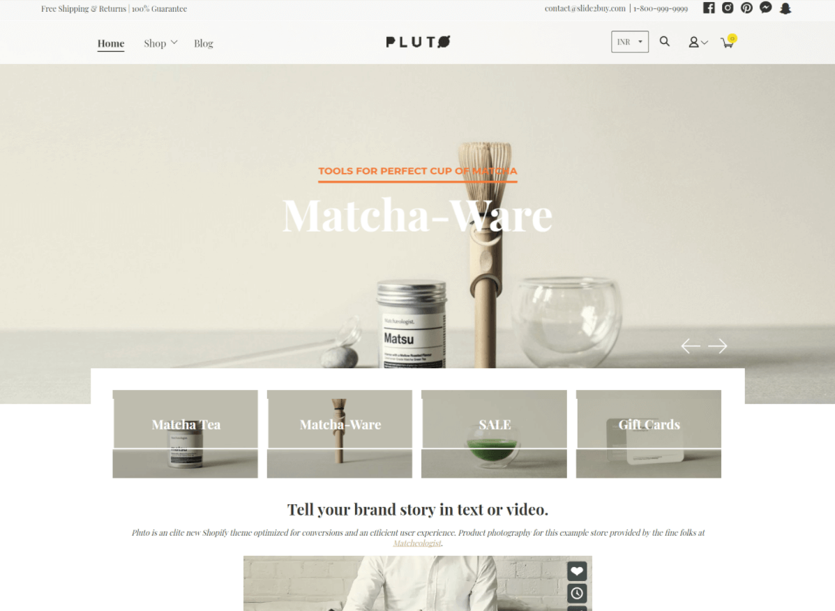 25 Top Best Shopify Themes 2018 Themelibs