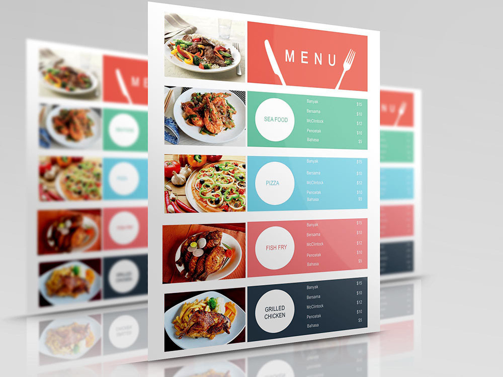 20 best free restaurant menu templates in 2018 themelibs