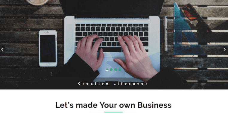 30 best free business website templates 2018 themelibs free business website templates accmission Image collections