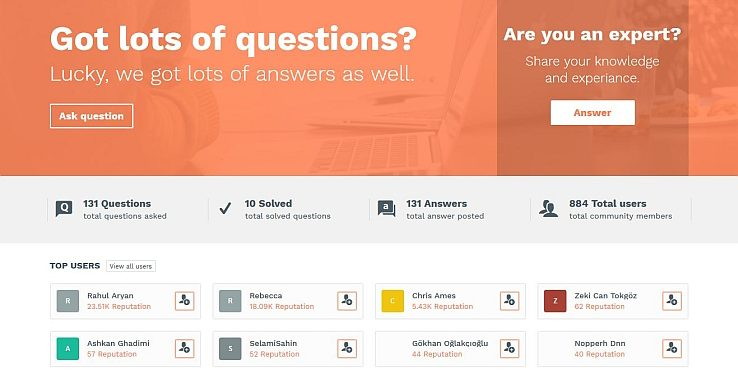 Best Question and Answer WordPress Themes