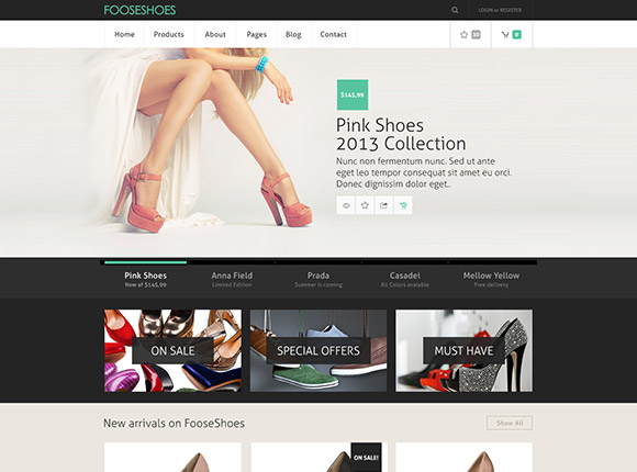 Update How To Create An Ecommerce Website With Wordpress Online Store 2018 New: 20+ Best Free ECommerce PSD Templates