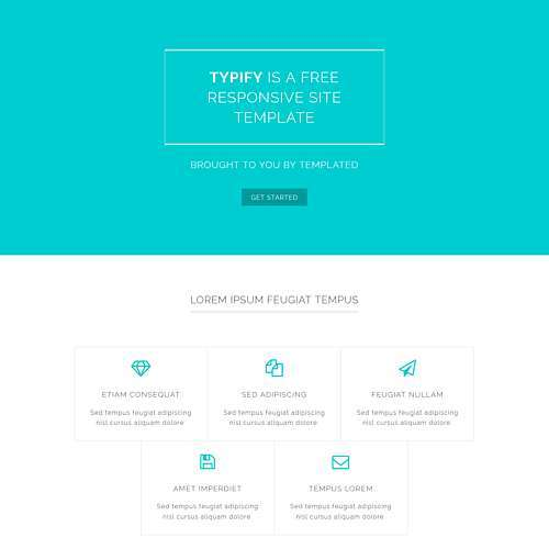 Free Html Website Templates: 20 Top Best Free HTML Templates 2018